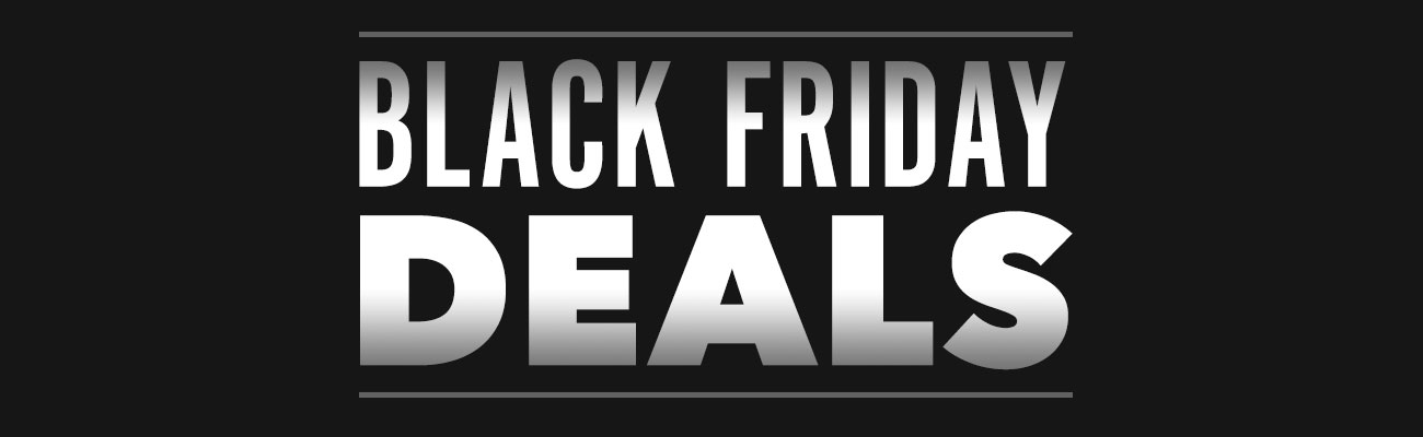 Black Friday Deals and Cyber Monday Specials for 2016