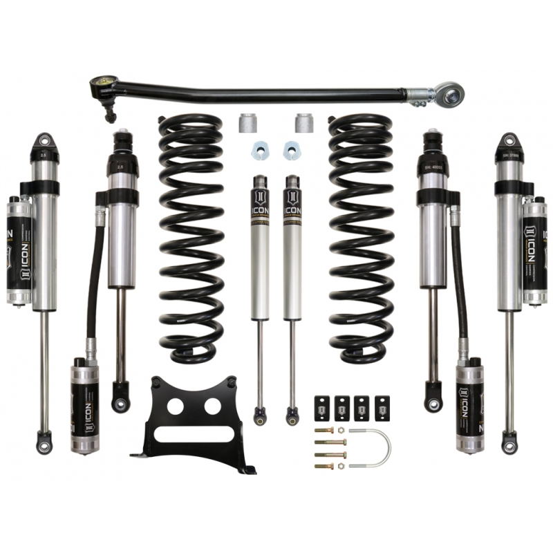2017 Ford Super Duty Suspension Systems by ICON