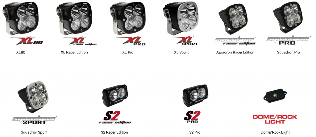 Baja Designs Auxiliary LED Lights