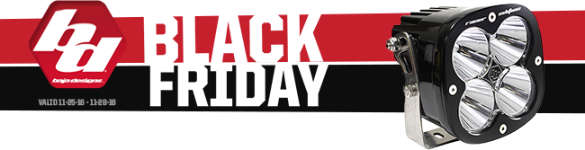 Baja Designs Black Friday Deals
