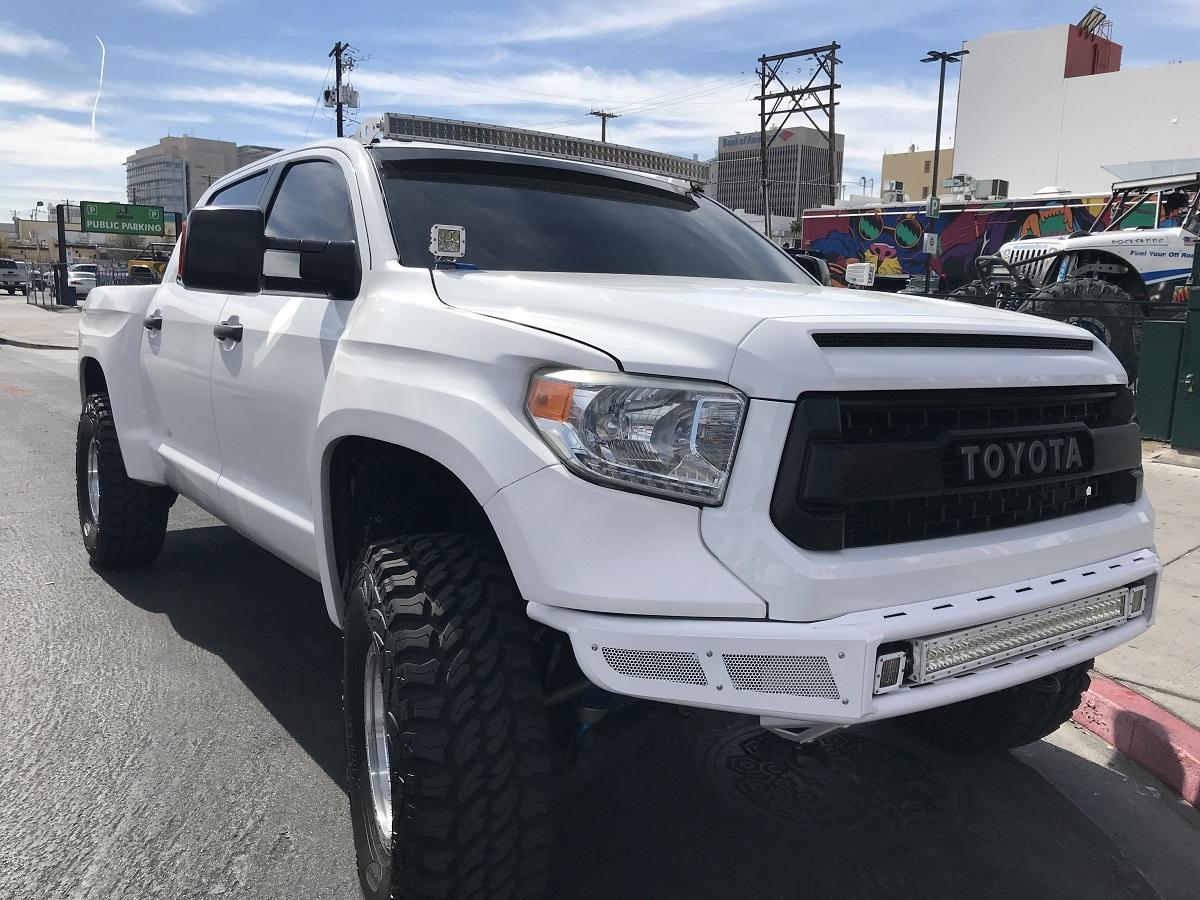 MINT 400 Toyota Tundra